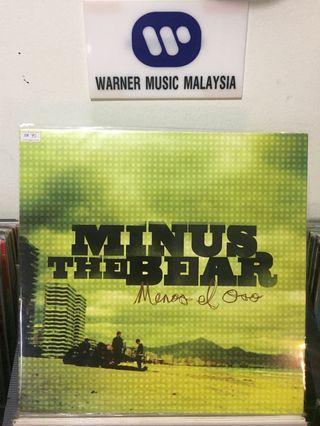 Minus the bear vinyl lp