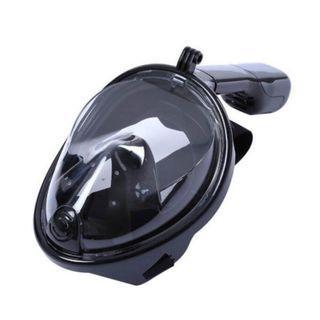 Snorkel full face mask