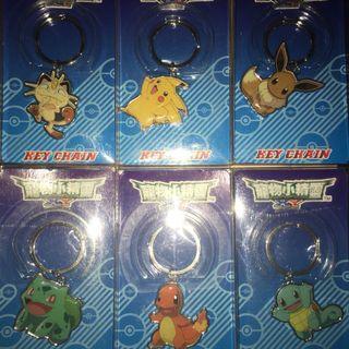 Pokemon Keychain 包郵