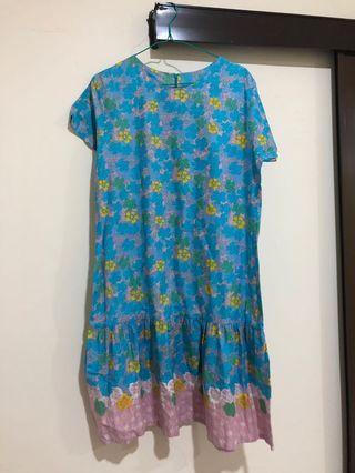 SALE Batik Dress