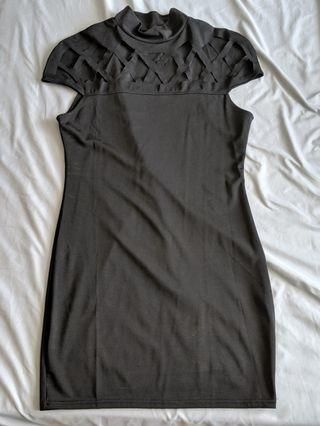 Cut out bodycon from Shein