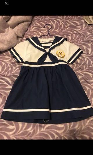 Used Tork Nursery uniform