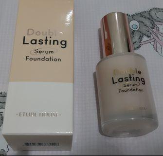 Foundation double lasting serum