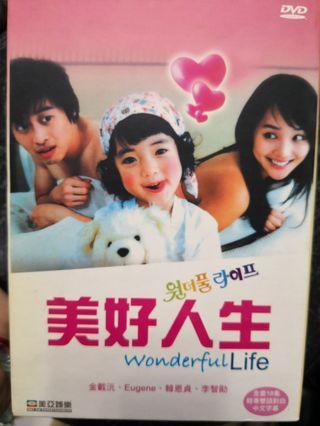 韓劇DVD《美好人生》