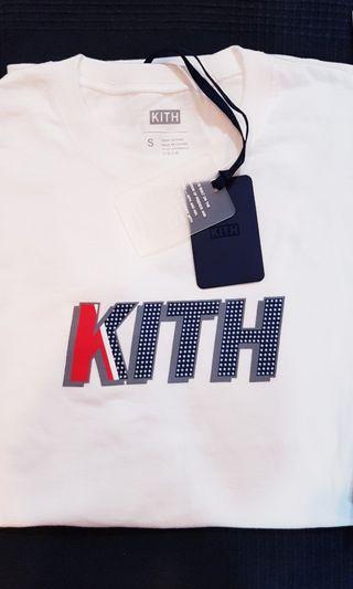 Kith Stars Tee (white)