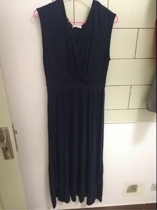長身裙 彈性面料 超仙氣長裙