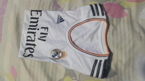 Jersey Real Madrid Cewek