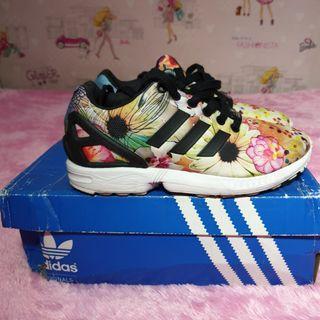 Adidas Zx Flux W Floral Original