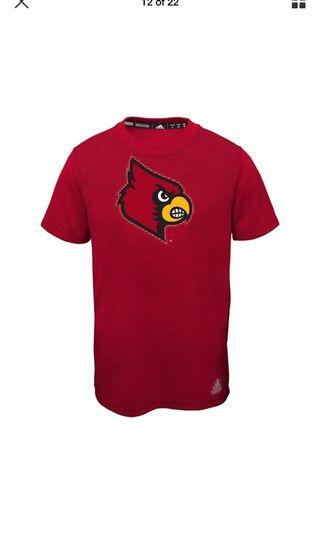 Adidas shirt ncaa cardinals