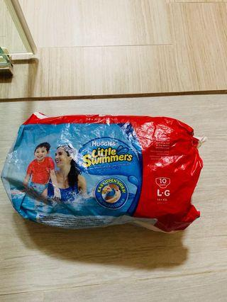 Free Huggies Little Swimmers L