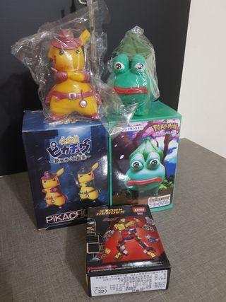All for $12_BN in Box Pokemon Figurines