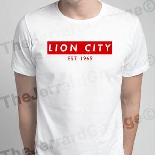 🚚 Lion City Singapore T-Shirt