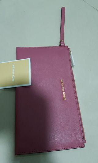 MICHAEL KORS large clutch bag