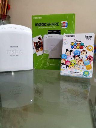 Fujifilm instax share
