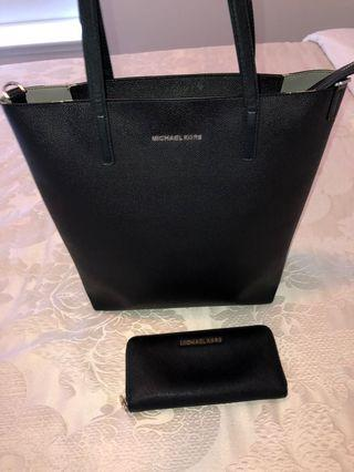 Michael Kors Tote Bag with Wallet