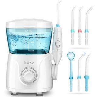 Item#184 - iTeknic Water Flosser Dental Oral Irrigator