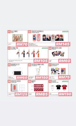 [Preorder] AB6IX POP UP STORE