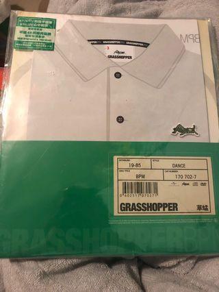 草蜢 Grasshopper BPM 3CD + 勁爆演唱會92' Live DVD
