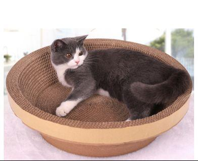 READY STOCK - Cat bed / bowl / scratching board