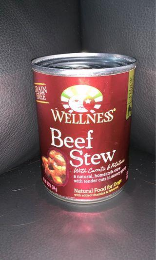 Wellness Beef Stew 狗狗濕糧