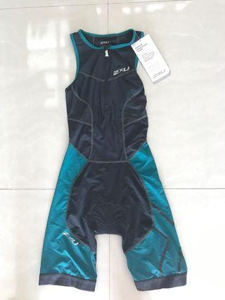 BN 2xu perform compression trisuit XS women