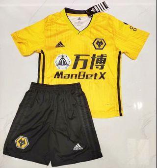 19/20 Wolverhampton kids jersey