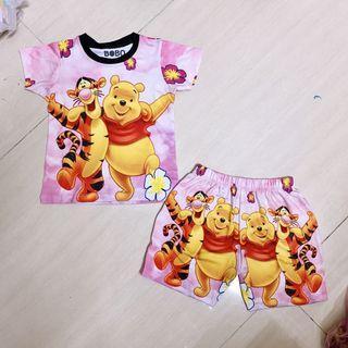 🚚 Winnie The Pooh Dryfit Set