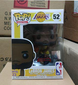 [July 2019 • Week 3] Funko POP! Los Angeles Lakers Lebron James