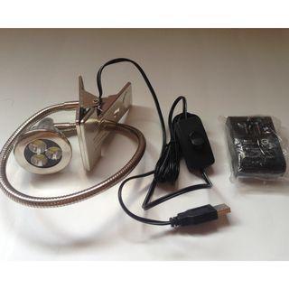🚚 LED夾燈