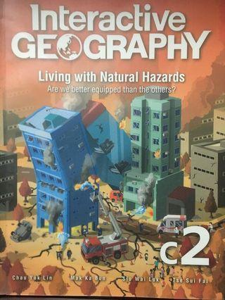 Interactive geography c2 living with natural hazards