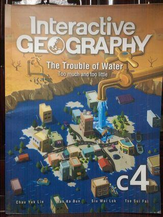 Interactive geography c4 the trouble of water