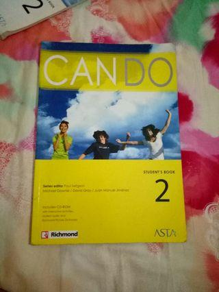 CAN DO STUDENT BOOK 2 + cd