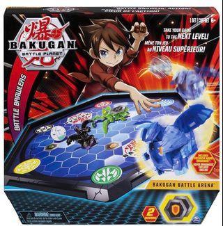 Bakugan Battle Arena- Brand New!