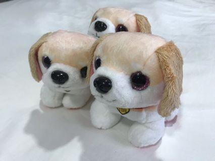 Dog soft toy Buy 2 free 1