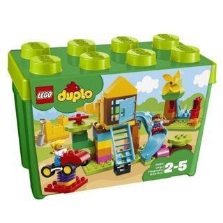 LEGO Duplo My First Large Playground Brick Box 10864