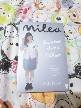 Milea novel dilan