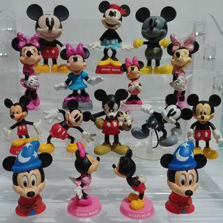 Disney Mickey & Minnie Mouse