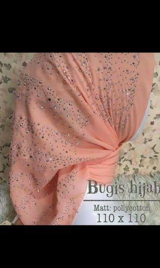 Hijab mutiara,  hijab bugis