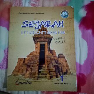 SEJARAH INDONESIA KELAS 10 dwi winarmo-yadika mahendra