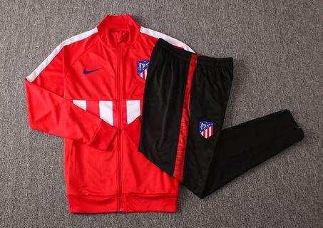 2019 Atletico Madrid jacket set