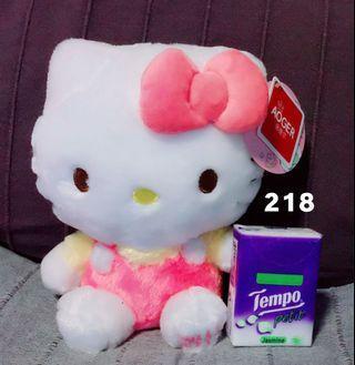 全新可愛Hello Kitty BB中小型公仔