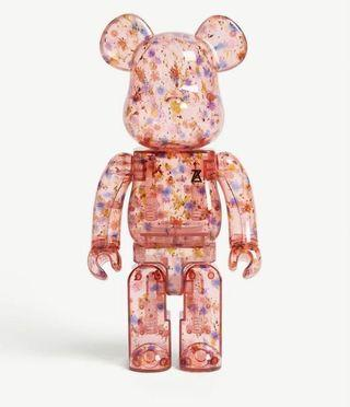Bearbrick Anrealage 100% and 400%