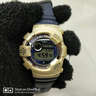 Baby G Frogman collabration ICERG
