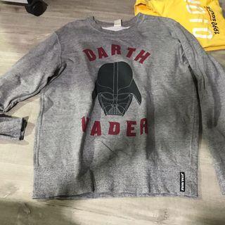 uniqlo darth vader pullover
