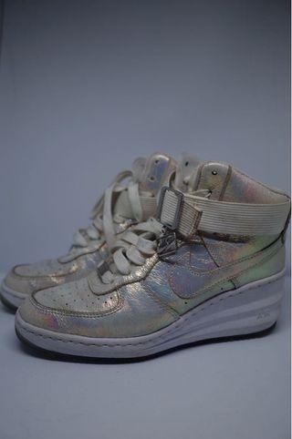 Nike hi white
