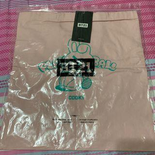 🚚 BT21 COOKY ECO BAG