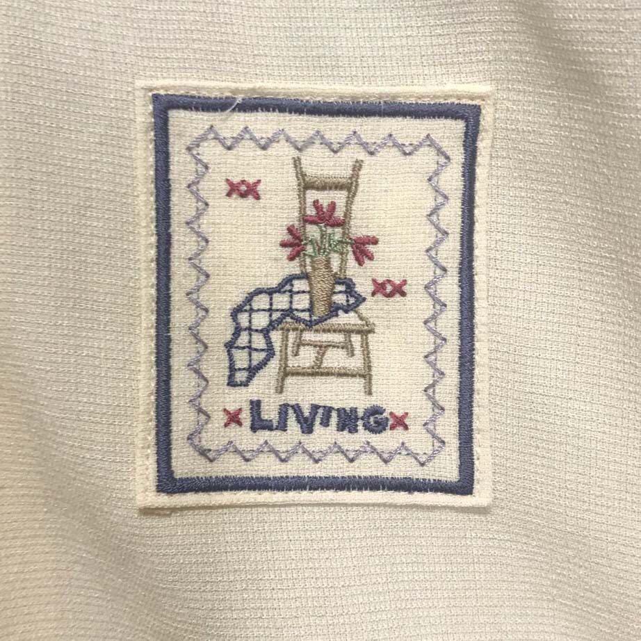 古著襯衫✔可愛布章很重要×長袖×清流少年款