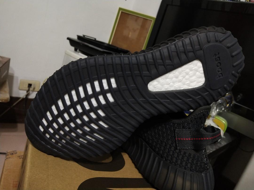 Adidas Yeezy V2 black pirate reflective反光