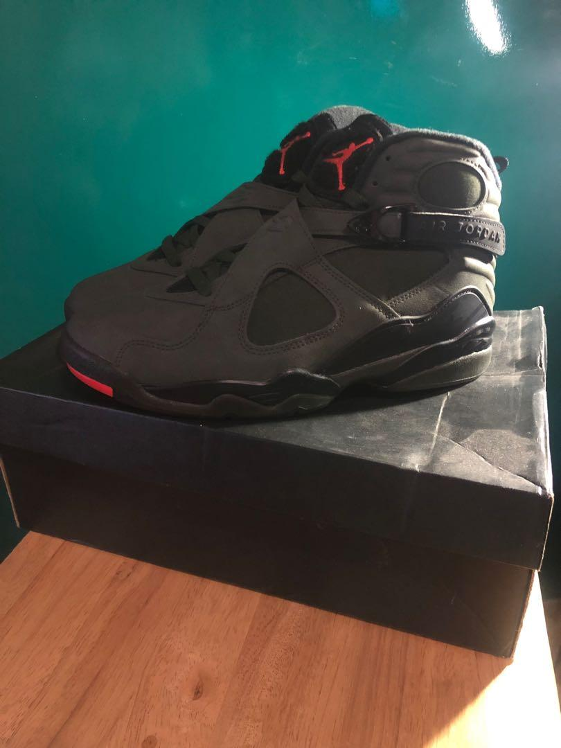 check out 67108 ab207 Air Jordan 8 Retro - Take Flight / Undefeated - Size 9 ...