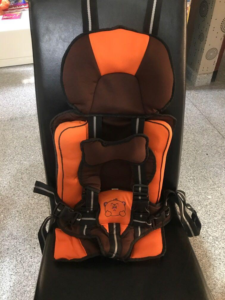 Baby car sit set